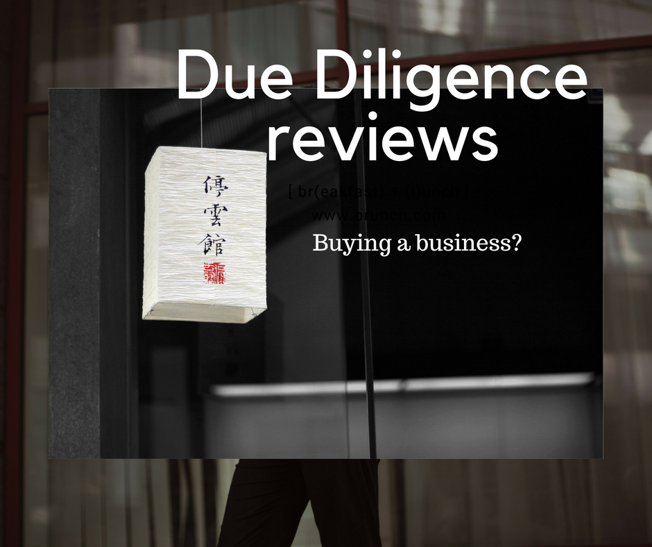due-diligence-reviews